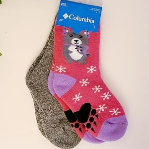 Columbia Youth Warm and Thick Socks Set